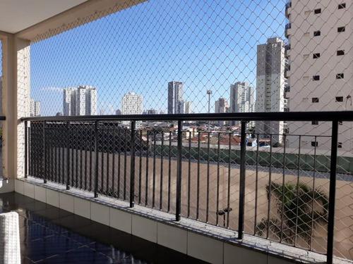 apartamento residencial à venda, vila bertioga, são paulo. - ap1623