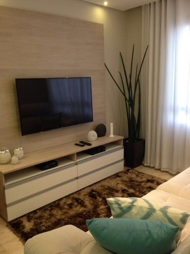 apartamento residencial à venda, vila bertioga, são paulo. - ap1633
