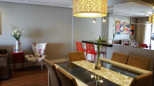 apartamento residencial à venda, vila bertioga, são paulo. - ap1636