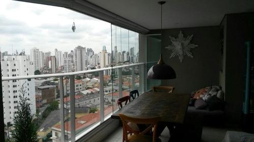 apartamento residencial à venda, vila bertioga, são paulo. - ap1637