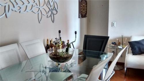 apartamento  residencial à venda, vila bertioga, são paulo. - ap1711