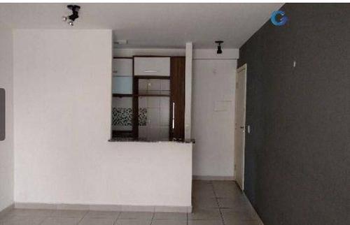 apartamento residencial à venda, vila betânia, são josé dos campos. - ap10542