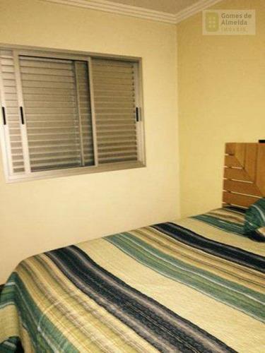 apartamento residencial à venda, vila boa vista, santo andré - ap1658. - ap1658