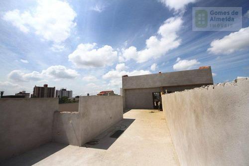 apartamento residencial à venda, vila boa vista, santo andré - ap2275. - ap2275