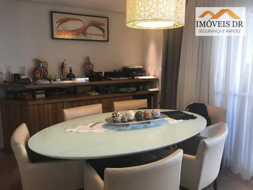 apartamento residencial à venda, vila brandina, campinas. - ap0243