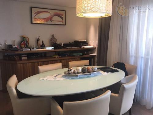 apartamento residencial à venda, vila brandina, campinas. - ap0758