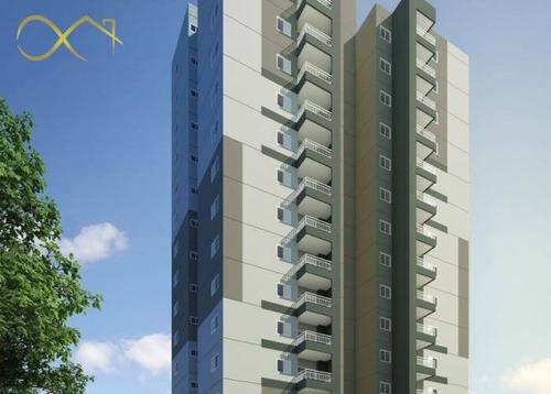apartamento residencial à venda, vila brasil, santa bárbara d'oeste - ap0502. - ap0502