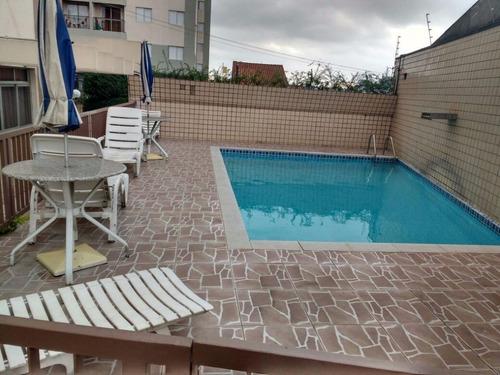 apartamento residencial à venda, vila buenos aires, são paulo. - ap0452