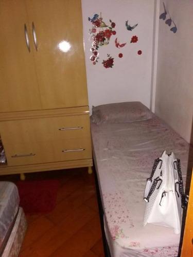 apartamento residencial à venda, vila buenos aires, são paulo. - ap8393