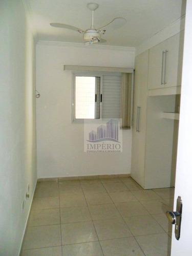 apartamento residencial à venda, vila caiçara, praia grande. - ap0096