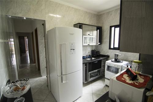 apartamento residencial à venda, vila caiçara, praia grande. - ap0848