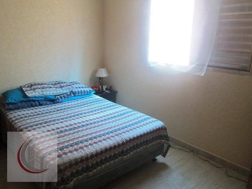 apartamento residencial à venda, vila caiçara, praia grande. - ap1674