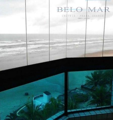 apartamento residencial à venda, vila caiçara, praia grande. - codigo: ap0771 - ap0771