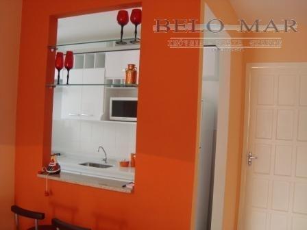apartamento  residencial à venda, vila caiçara, praia grande. - codigo: ap0977 - ap0977