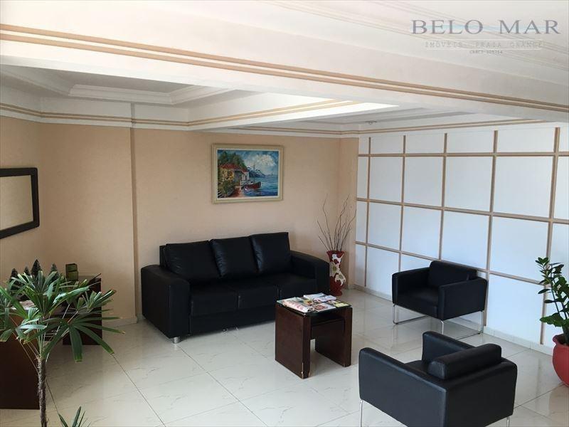 apartamento residencial à venda, vila caiçara, praia grande. - codigo: ap1119 - ap1119