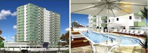 apartamento residencial à venda, vila caiçara, praia grande. - codigo: ap3282 - ap3282