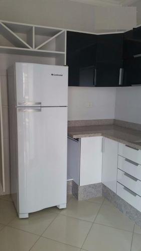 apartamento  residencial à venda, vila caiçara, praia grande. - codigo: ap5567 - ap5567