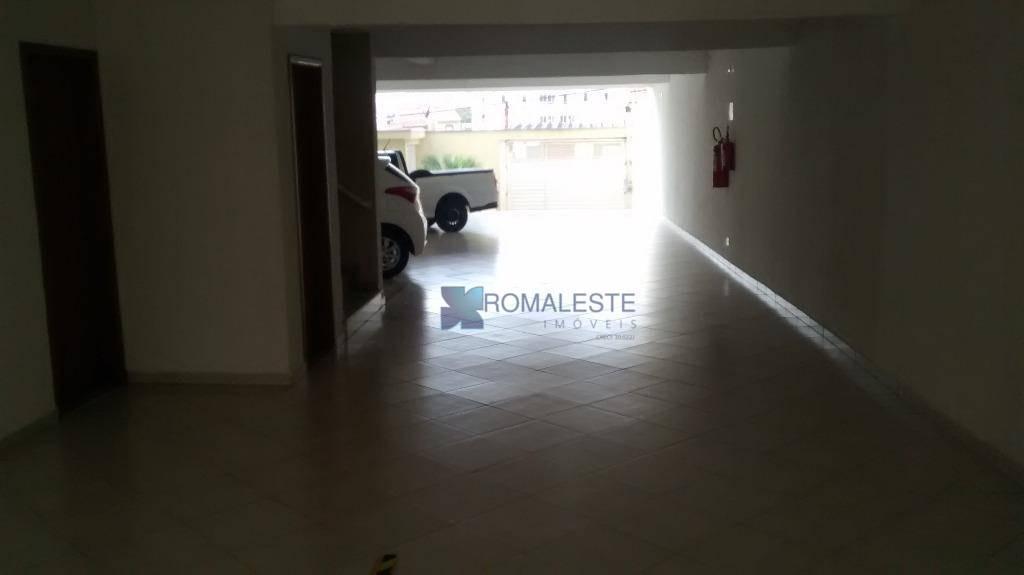 apartamento residencial à venda, vila camilópolis, santo andré. - ap0085