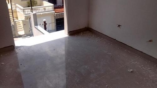 apartamento residencial à venda, vila camilópolis, santo andré. - ap1102