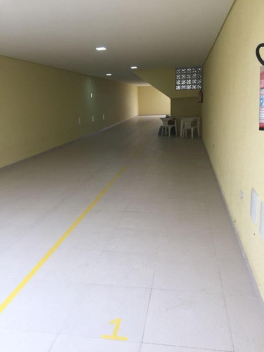 apartamento residencial à venda, vila camilópolis, santo andré. - ap1332
