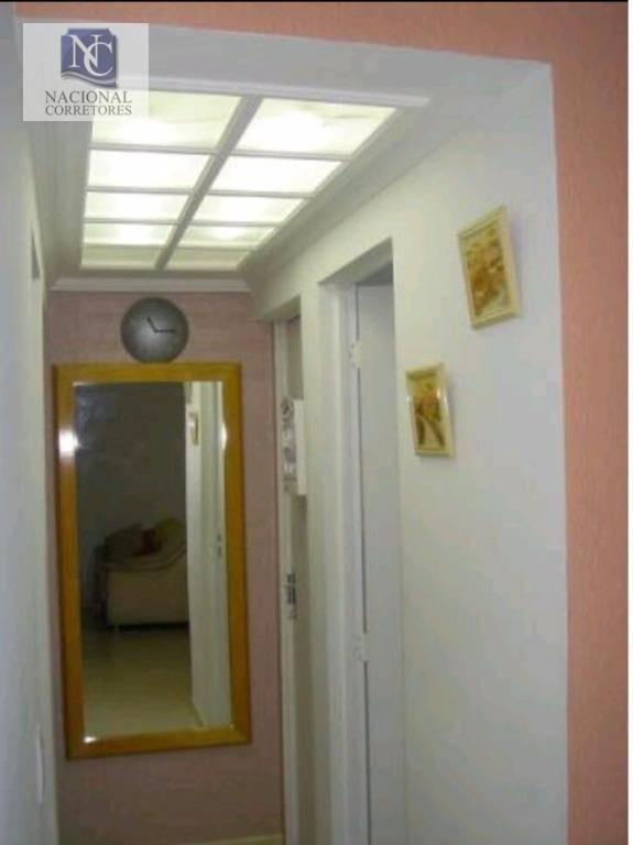 apartamento residencial à venda, vila camilópolis, santo andré. - ap6371