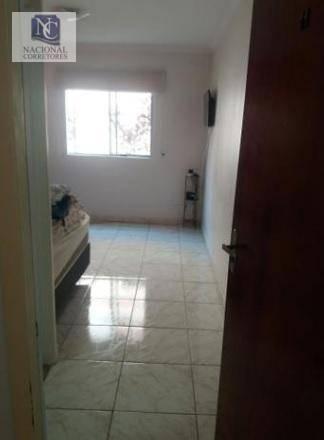 apartamento residencial à venda, vila camilópolis, santo andré. - ap7307