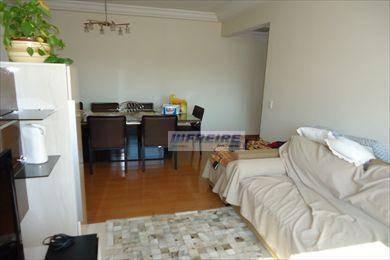 apartamento residencial à venda, vila caminho do mar, são be