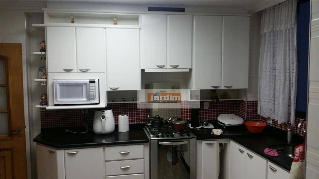 apartamento  residencial à venda, vila caminho do mar, são bernardo do campo. - ap2795