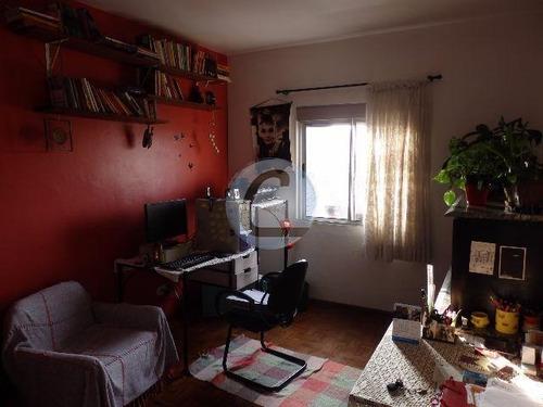 apartamento residencial à venda, vila caminho do mar, são bernardo do campo. - ap2968