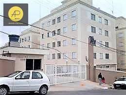 apartamento residencial à venda, vila caputera, mogi das cruzes. - ap0086