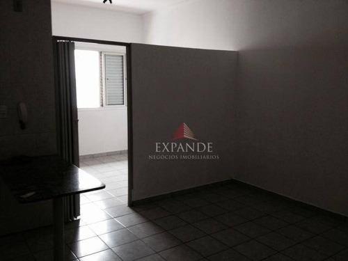 apartamento residencial à venda, vila cardia, bauru - ap0100. - ap0100
