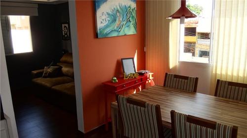 apartamento residencial à venda, vila carmosina, são paulo. - ap6793