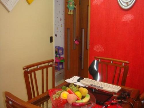 apartamento residencial à venda, vila carmosina, são paulo. - ap6827