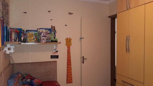 apartamento  residencial à venda, vila carmosina, são paulo. - ap7662