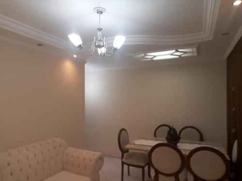 apartamento residencial à venda, vila carmosina, são paulo. - ap8013