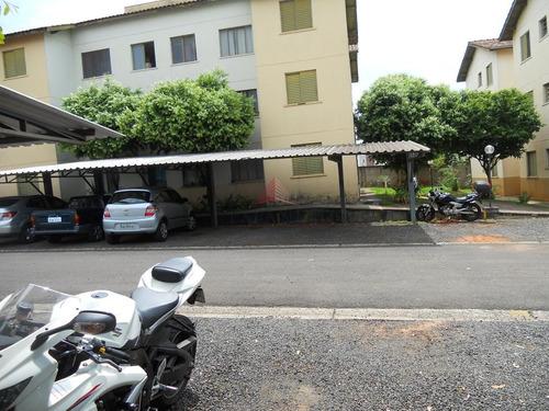 apartamento residencial à venda, vila carolina, bauru - ap0112. - ap0112