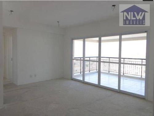 apartamento residencial à venda, vila carrão, são paulo. - ap0106