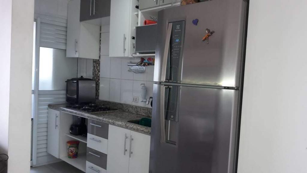 apartamento residencial à venda, vila carrão, são paulo. - ap0570