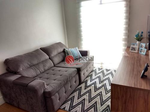 apartamento residencial à venda, vila carrão, são paulo - ap11033. - ap11033