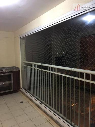 apartamento residencial à venda, vila carrão, são paulo. - ap5649