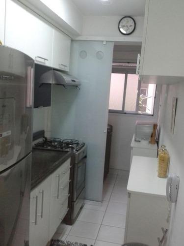 apartamento residencial à venda, vila carrão, são paulo. - ap8135