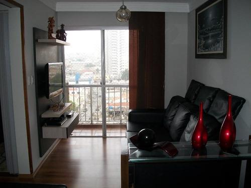 apartamento residencial à venda, vila carrão, são paulo. - ap8435