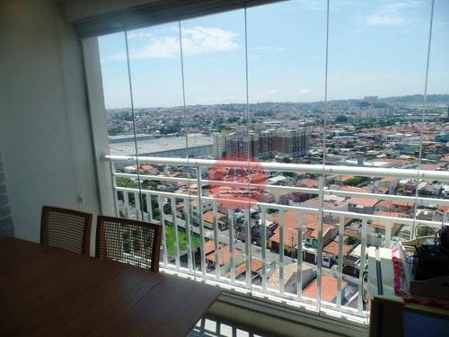 apartamento residencial à venda, vila carrão, são paulo. - ap8715