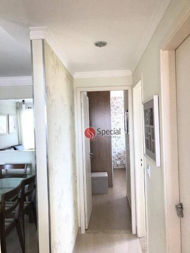 apartamento residencial à venda, vila carrão, são paulo - ap9716. - ap9716