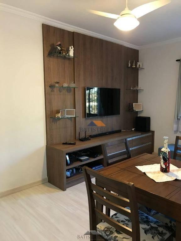 apartamento residencial à venda, vila cidade jardim, limeira. - ap0239