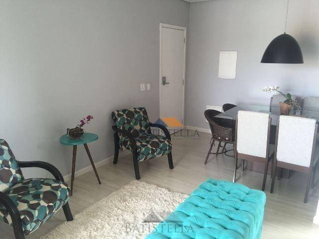 apartamento residencial à venda, vila cidade jardim, limeira. - ap0253