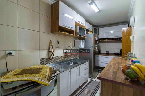 apartamento residencial à venda, vila constança, são paulo - ap0569. - ap0569