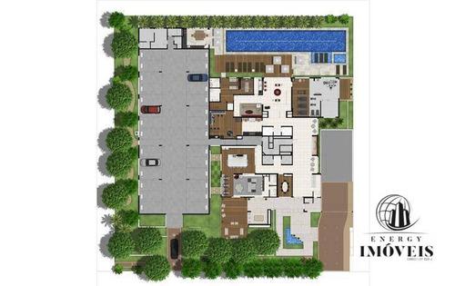 apartamento residencial à venda, vila cordeiro, são paulo. - ap0562