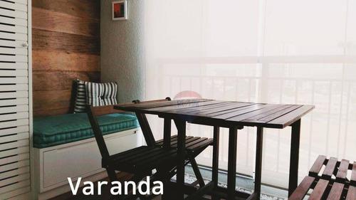 apartamento residencial à venda, vila cruzeiro, são paulo - ap0709. - ap0709