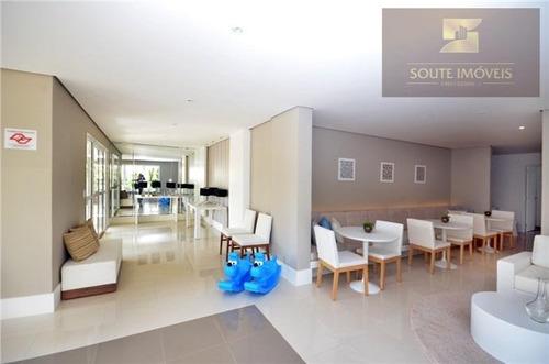 apartamento residencial à venda, vila cruzeiro, são paulo. - codigo: ap2356 - ap2356